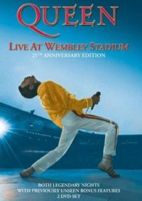 Cover Queen - Live At Wembley Stadium - 25th Anniversary Edition [DVD]